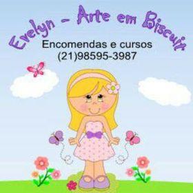 Evelyn - Arte em Biscuit