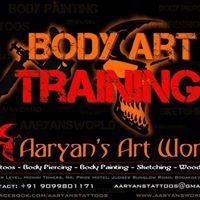 Aaryans Tattoos Piercings Training