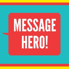 Message Hero