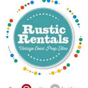 Rustic Rentals - Vintage Wedding & Party Prop Hire
