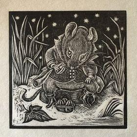 Gillian Tyler Illustrator Printmaker