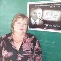 Лариса Сергеевна Фёдорова