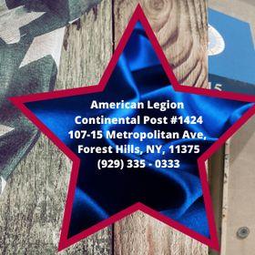 American Legion Continental Post #1424