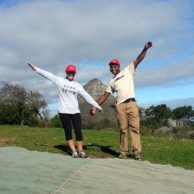 Parapax Tandem Paragliding Flights Cape Town