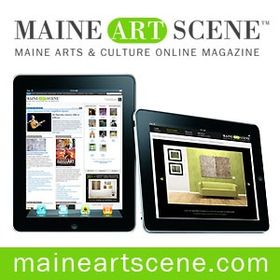 MAINE ART SCENE MAGAZINE