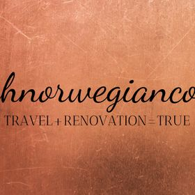 dutchnorwegiancouple | Travel + Renovation = True
