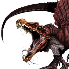 Elijah Spinosaurus