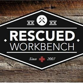 Rescued Workbench