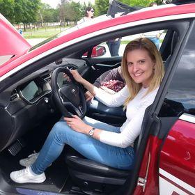 Alinka Molnar