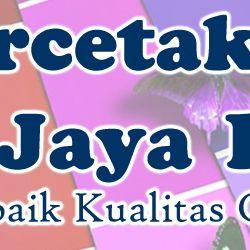 Percetakan Murah Jakarta