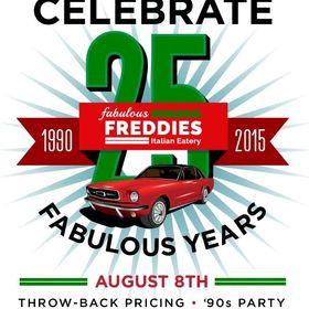 Fabulous Freddies