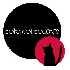 Polka Dot Pouches
