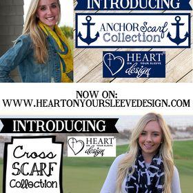 Heart On Your Sleeve Design