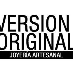 Versión Original. Joyería Artesanal en Plata y Acero