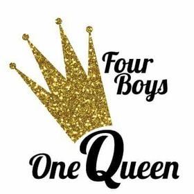 Four Boys One Queen