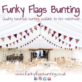 Funky Flags Bunting
