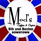 Mod's Coffee & Crepes