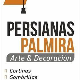 PERSIANAS PALMIRA
