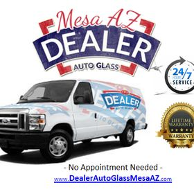 Dealer Auto Glass Mesa AZ