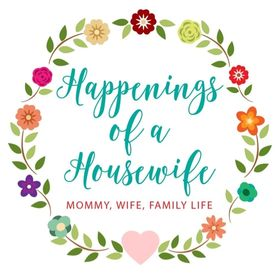 Happenings of a Housewife