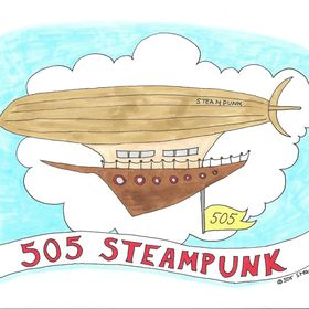 505 Steampunk Society of Brass and Steam
