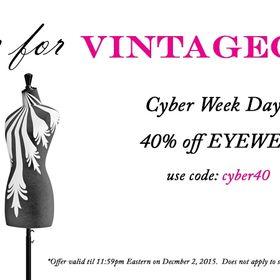 Vintageous Vintage Clothing & Eyewear