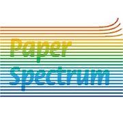 Paper Spectrum Pre-Cut 16x12 Snow White Textured Mount Board