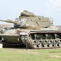 Frederick Hendrieth Tank