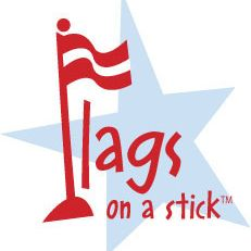 Flags On A Stick