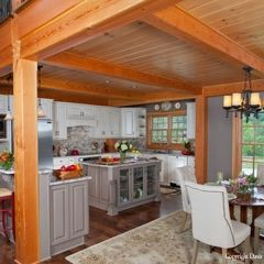 Davis Timber Frame Homes
