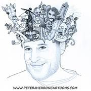 Peter J Herron Cartoons