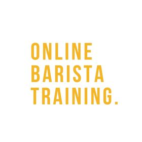 Online Barista Training