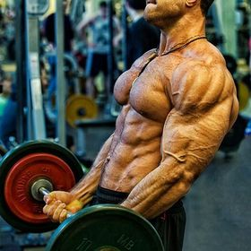 Gay gym muscle