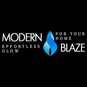 MODERN BLAZE | Fireplaces
