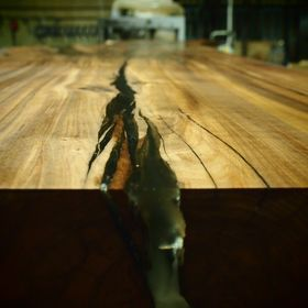 Earthy Timber - Refined Wooden Surfaces