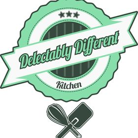 Delectably Different Kitchen