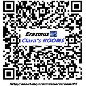 """Erasmus Clara""""s ROOMS"""