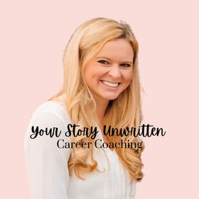 Caitlin | Story Unwritten Career Coaching