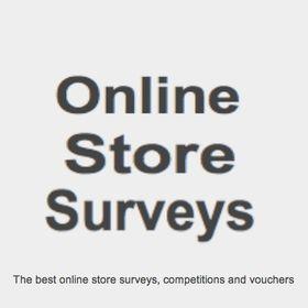 Online Store Survey