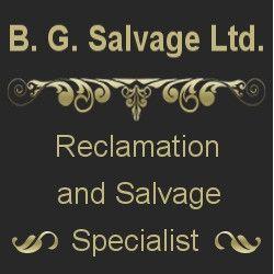 B.G. Salvage Ltd.