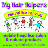 My Hair Helpers Natural Lice Removal