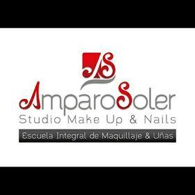 Escuela integral de maquillaje y uñas Amparo Soler Studio  Make Up & Nails www.amparosolerstudio.com