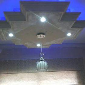 Gesso drywall Iluminação