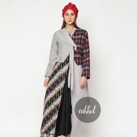 Nikhol hijab