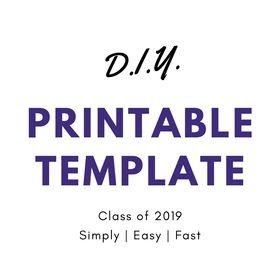 PrintableTemplate