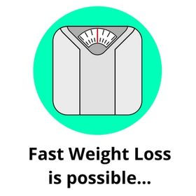 Fast Weight Loss is possible