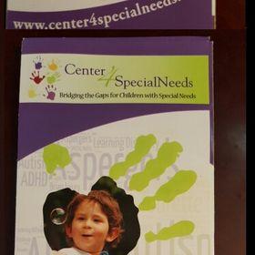 Center4SpecialNeeds