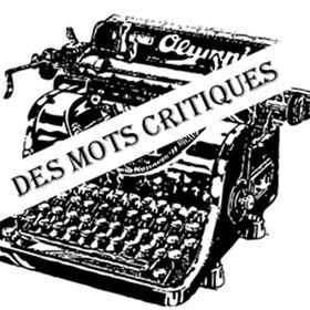 DesMotsCritiques
