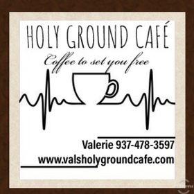 Holy Ground Cafe