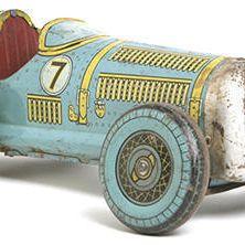 Old & Vintage Toy Vehicles
